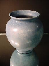 """Scarce Roseville Art Pottery Rosecraft Blended Blue Vase 8"""" Ht.  Arts & Crafts"""