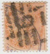 Stamp (I4) 1855 INDIA 2a Pink Q Vic ow41