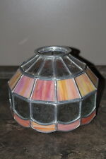 Stained Glass Pendulum Lamp Shade Ceiling Hanging Light Shade no electric works