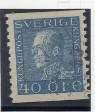 Sweden 1921-38 Early Issue Fine Used 40ore. 026744
