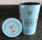 Harry Barker Country Bacon Dog Biscuit Tin (Empty)