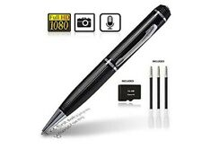 iMACx Spy Camera Pen HD 1080p Hidden Spy Camera with Photo Taking Function - Spy