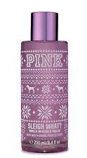 Sleigh What? PINK Body Mist Victoria's Secret 8.4oz NEW spray vanilla praline