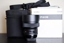Sigma AF 14mm F/1.8 DG FX HSM Art Lens - For Nikon - US Model & MINT!
