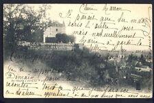 Carte Postale RARE Ecrite en 1903 De TOURS à VERETZ 37 - LARÇAY Indre et Loire