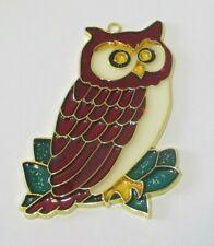 OWL SUNCATCHER (BIRD/BIRDS SUNCATCHERS)