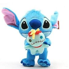 Cute Lilo&Stitch Plush Doll Kids Soft Toy Xmas Gift 18cm