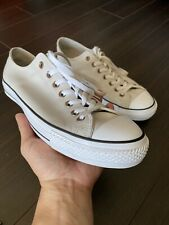 Converse All Star Leather Sneakers Size 12