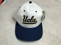 Sports Specialties UCLA Bruins Embroidered Hat Adjustable White NEW