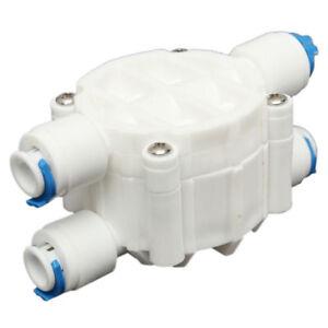 4 Way Shut Off Pressure Switch 1/4'' For RO Unit System Aquarium Part
