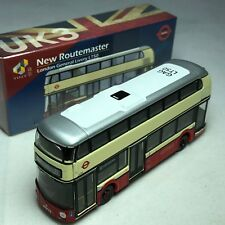 1/10 TINY HK New Routemaster London General Livery LT50 Bus ATC64214