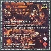 """Alessandro Stradella - : Cantata a 6 """"per il SS.mo Natale""""; Serenata a 3 """"Qual p"""