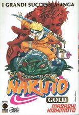 manga NARUTO GOLD DELUXE n.8 - Panini Planet