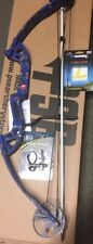 PSE Discovery Bowfishing 30-40# RH BLUE with Fingertings,Rest,Arrow
