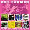 Art Farmer : The Complete Albums Collection 1955-1957 CD Box Set 4 discs (2016)