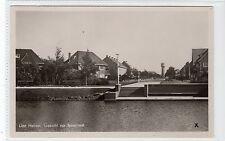 GEZICHT OP JAVASTRAAT, DEN HELDER: Netherlands postcard (C19956)