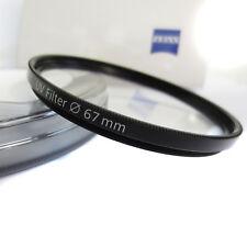 ZEISS T* UV Filter  Ø 67mm  Art 1856-323 - Carl Zeiss AG  -  * Fotofachhändler *