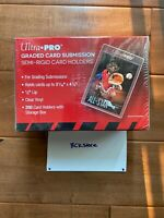 200 Ct ULTRA PRO PSA Graded Card Saver 1 Box Brand New FREE SHIPPING! cardsaver