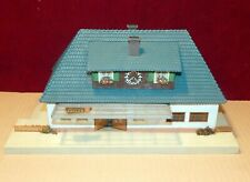 Faller Ho, Years 60 Station of Steinbach Set, Bel Condition, Vintage, nr 106