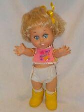 "13"" ""So Innocent Cynthia"" Galoob Baby Face Doll #7"