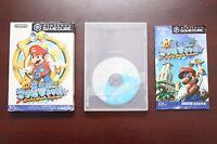Nintendo Gamecube Super Mario Sunshine Japan import NGC Game US Seller