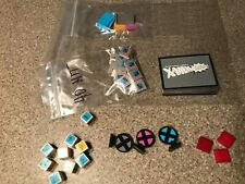 X-Men Adventures Board Game Replacement Cards/Markers/Dice/Pieces