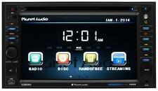 NEW Car Audio Media DVD Head Unit.2 Din.Amplifier Receiver.FM.AM.Touch.Bluetooth