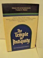 The Temple in Antiquity : Ancient Records and Modern Perspectives Vol. 9- SIGNED