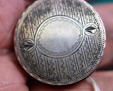 antique Samuel Pemberton sterling silver token box  original condition 1794 Birm