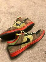 Nike SB dunk Low Asparagus - Rare - 8.5