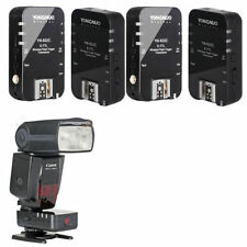 4PCS YN622C Wireless TTL Ratio AF Flash Trigger 1/8000S HSS For CANON SLR Camera