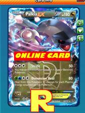 Palkia EX - Regular Art - for Pokemon TCG Online ( ptcgo in Game Card)