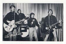 The Monkees 1960's Bio Back Billboard Exhibit Arcade Card