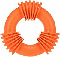 Dog Toys for Aggressive Chewers,Indestructible Dog Chew Toys Tough Rubber Teeth