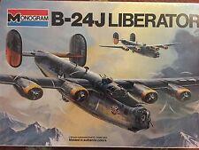 1/48 Monogram B-24J Liberator No 5601 **MINT - FACTORY SEALED** Original Issue