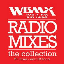 WBMX Radio Mixes - MP3 Flash Drive