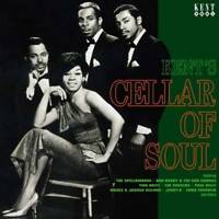 KENT'S CELLAR OF SOUL VOLUME 1 NEW & SEALED NORTHERN SOUL CD (KENT) 60s R&B