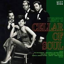 KENT'S CELLAR OF SOUL VOLUME 1 NEW & SEALED NORTHERN SOUL CD (KENT) 60s R&B