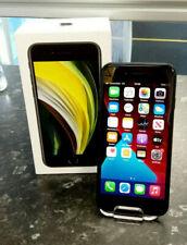 Apple Iphone SE (2nd Gen) 64GB Unlocked Black with Apple Warranty