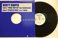 """There They Go - Dirty South, 2003  LP 12"""" (VG)"""