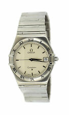 Omega Constellation Stainless Steel Watch