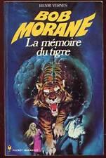 HENRI VERNES: BOB MORANE N°124. MARABOUT. Edition originale. 1974.