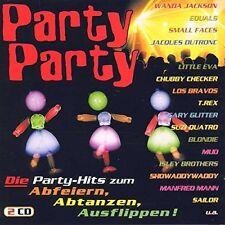 PARTY festa (#repertoire 4754) Wanda Jackson, EQUALS, Lulu, Small Face [CD DOPPIO]