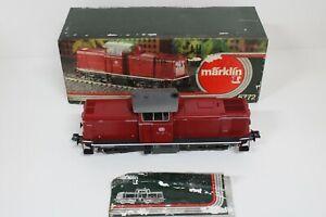 8356/49- Neuwertige Märklin Spur 1 Diesellok 5772 inkl OVP