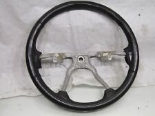 Jeep Grand Cherokee WJ 99-04 3.1 bare steering wheel - leather is loose at top