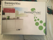 Sweepovac kitchen Vacuum for Plinths. Powerful Hard Floor Suction Hoover (83461)