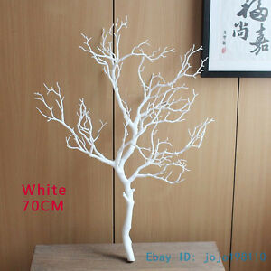 1 PCS Artificial Plastic small Tree Dried Branch Home Wedding Decoration F322