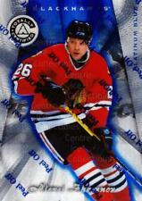 1997-98 Pinnacle Totally Certified Platinum Blue #101 Alexei Zhamnov