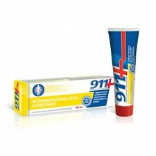 911+ WARMING GEL BALM FOR JOINTS WITH FORMIC ACID ANALGESIC ANTI-INFLAMMATORY