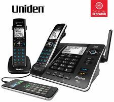 UNIDEN XDECT 8355+1 DIGITAL CORDLESS PHONE BLUETOOTH POWER FAILURE BACKUP